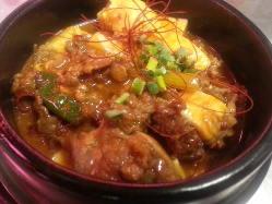 中国方家直伝の麻婆豆腐!是非、味わってみてください!