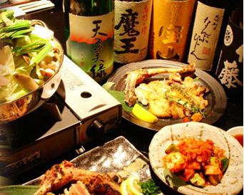 神田 九州産直料理 稲香屋