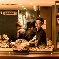 接待コースあり!寛ぎの和空間で厳選料理をお楽しみください。