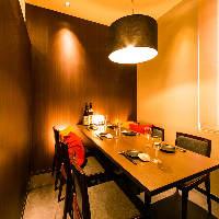 連結可能のテーブル個室!2名~16名様までご利用可能
