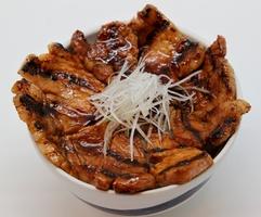 本ロース豚丼単品