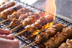 焼き鳥一本46円!チョイ飲み、ご宴会、飲み会にどうぞ!