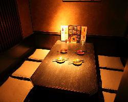 【お席】 個室もあります!ご宴会はぜひ個室で!