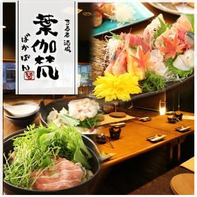 野菜肉捲き串 葉伽梵〜ばかぼん〜 高崎本店