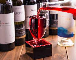 [ワイン] 日本ワインを中心にセレクト、こぼれワインがおすすめ