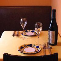 落ち着いた大人の雰囲気漂う店内とイタリアンはデートに最適