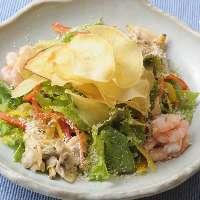 厳選食材を使用した宴を彩る料理長オススメの逸菜!