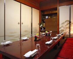 人気のお座敷個室は4名~ 接待・商談・宴会などにも最適