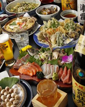 大型個室宴会 たこ安 五反田本店の画像