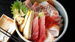 自慢のジャンボ寿司! 【本郷 居酒屋 会社宴会 飲み会 寿司】