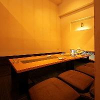 □個室感覚:6~10名様に最適□ -ゆったり寛ぎ空間-