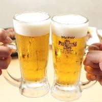 【プレモル飲み放題】 嬉しい飲み放題は延長無料など特典も必見