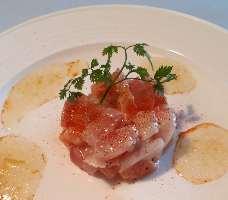 ◆こだわり創作料理 季節の食材を使用した味自慢のメニュー