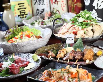 炭火串焼 シロマル 本八幡店