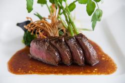 お肉、野菜、魚、全てを産地にこだわり創作フレンチでご提供☆