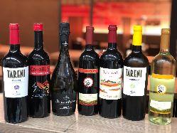風味豊かな味わいを楽しめるシチリア産ワインは全19種を取り揃え