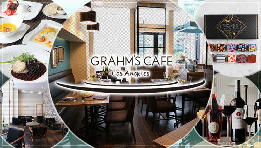 GRAHM'S CAFE −Los Angeles−の画像