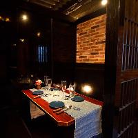 夜景が見える完全個室は2名様から最大40名までご利用可能です!