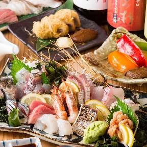 長浜鮮魚卸直営店 博多 魚助 丸の内店
