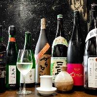 毎月、焼き鳥に合う旬な日本酒をご用意しております。