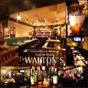 ローストビーフ&チーズフォンデュ食べ放題 ウォルトンズ 神田店の画像