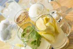 種類豊富なレモンサワー