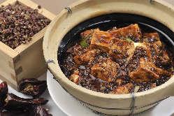 不動の人気を誇る麻婆豆腐です!!山椒が後を引きます!是不!!