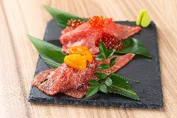 厳選食材使用!定番から変わり種まで種類豊富な肉料理に舌鼓!