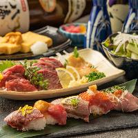 各種宴会に最適なコース料理は飲み放題付3500円~!予約特典あり