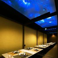 【完全個室】大人数用の個室は会社宴会・歓送迎会などで大人気!