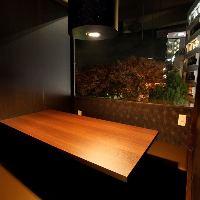 【夜景完全個室】夜景を一望する個室!大人数用も少人数用も有!