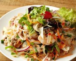 タイ料理はヘルシーで低カロリー!