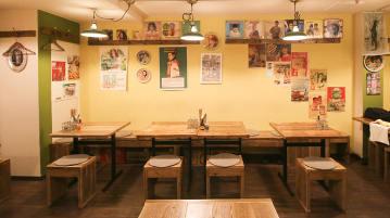 バンコックコスモ食堂の画像