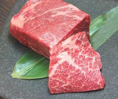 ◆日本を代表する和牛、宮崎牛を堪能できます。