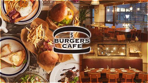J.S.BURGERS CAFE 原宿店の画像