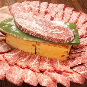 和牛焼肉食べ放題 肉屋の台所 渋谷宮益坂店
