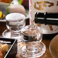 日本酒の品揃え充実!定番~希少なものまで幅広くご用意!