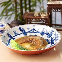 陽澄湖産上海蟹を紹興酒漬け、姿蒸しで味わう「上海蟹コース」