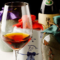 中国料理と相性抜群!ワイングラスで堪能する上質な紹興酒