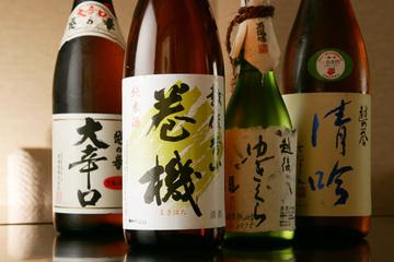 新潟地酒 花ゆず 西日暮里の画像