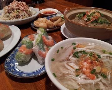 カンボジア料理 アンコールワット