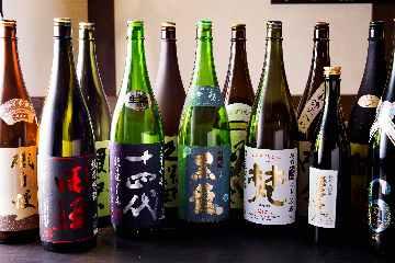 旬の和食と鍋 日本酒原価酒蔵 秋葉原店の画像2