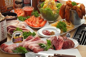 BBQ FACTORY 都賀店