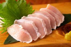 ワインのお供に!クリームチーズはちみつがけは女性に人気です。