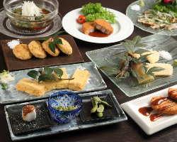 京町家料理とフレンチの融合