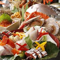 ◆朝〆旬魚&創作和食◆ カジュアル割烹で楽しむ夜。