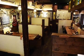 旬菜と串焼き 豆蔵