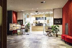 コレットマーレ6階、横浜ブルク13併設カフェ