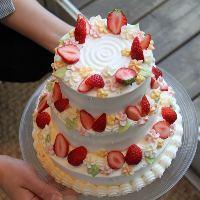 当店オリジナルケーキです