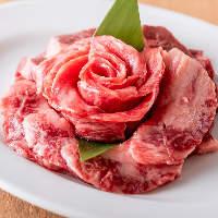 いろんなお肉を少しずつ♪迷ったらまずは盛り合わせをどうぞ!